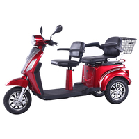 2016 Popular Electric Tricycle with Passenger Seat