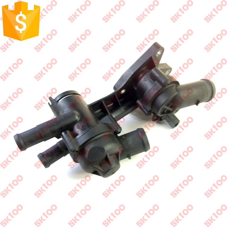 Engine Thermostat Housing for audi/skoda/vw parts 03C121111T 03C121026AC 03C 121 111 <strong>R</strong>