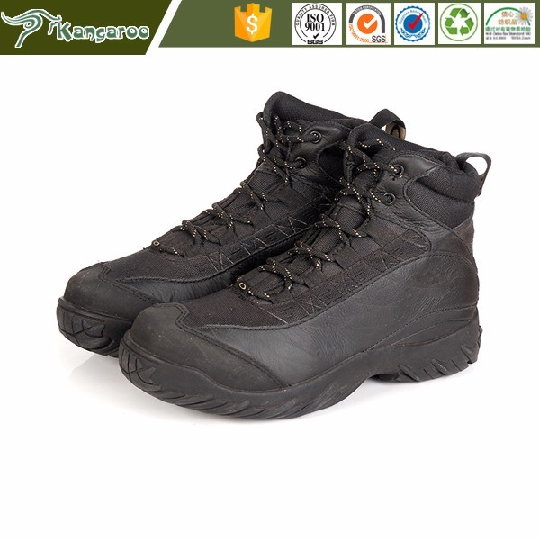 KMB11 Carmy Cheap Indian Army Boots Rubber Outsole Specifications Waterproof
