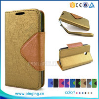 Magentic Wallet Phone Case Stand Leather Flip Cover For Cherry Mobile Flare S4 Mini