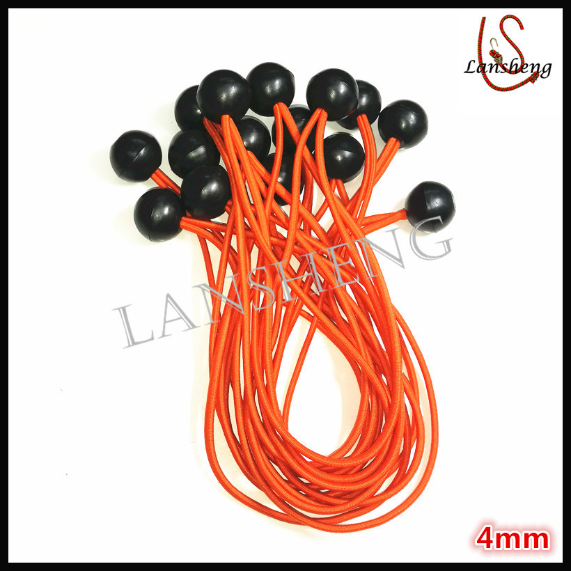 4mm bungee loop ball cord