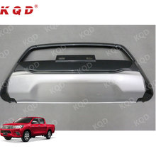 Wholesale car parts abs plastic front bumper guard for hilux revo