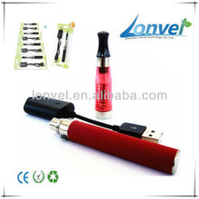 2013 hot selling cigarrillo electronico ego ce4 blister kit
