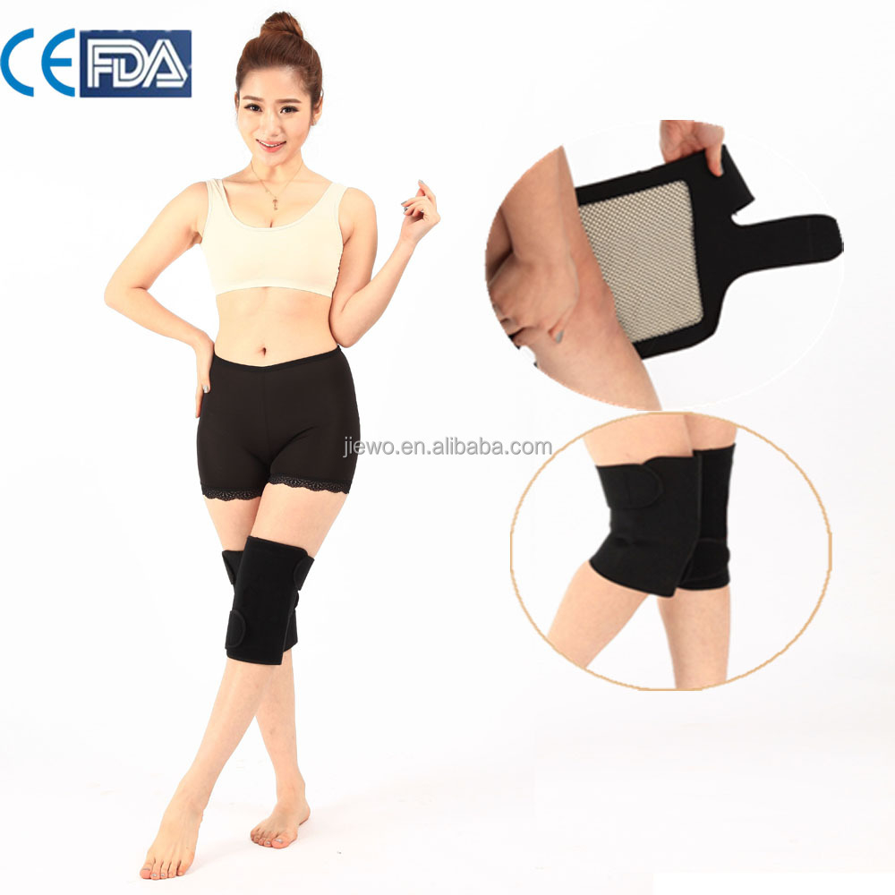 medical thermal knee pad heating tourmaline knee pads