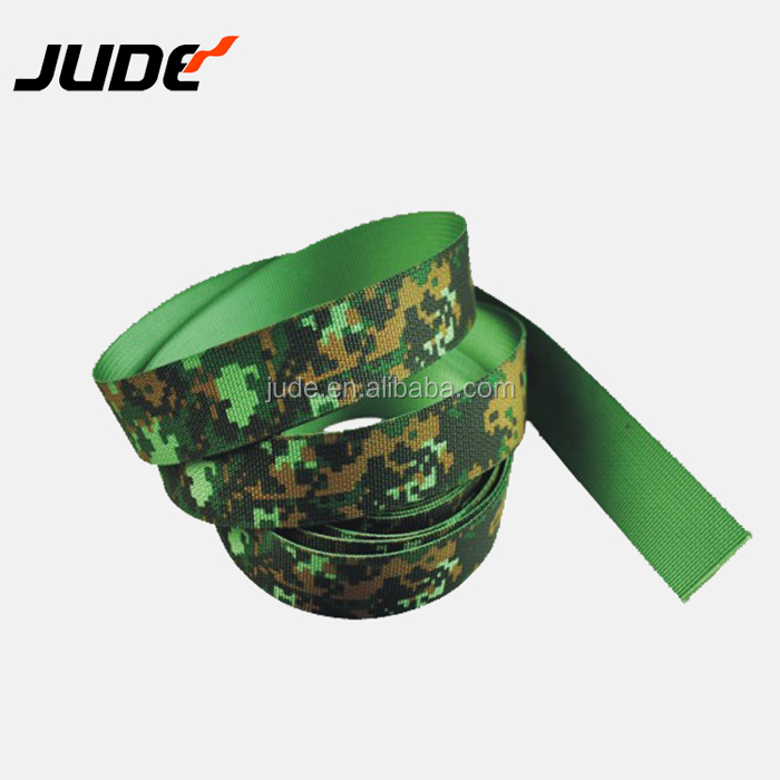 Military Webbing Manufacturer Custom Infrared Camouflage Webbing