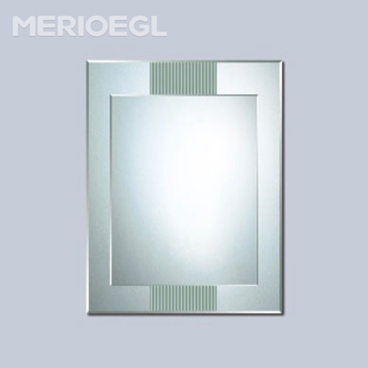Modern wall hotel bathroom mirror Factory price