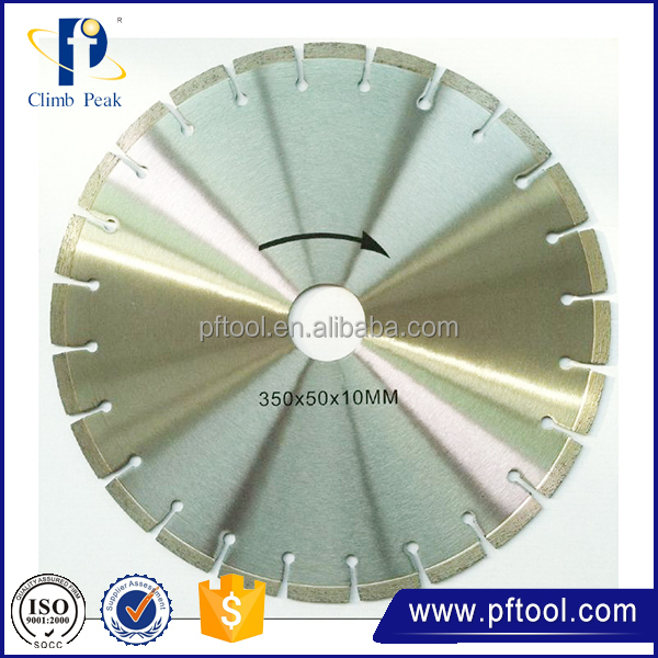 wholesale products china custom diamond cutting disc for concrete