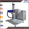 DHL free shipping CYCLOPS camera position 20W mopa fiber laser marking machine
