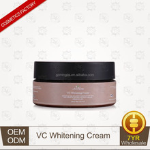 OEM/ODM High Quality VC Whitening Cream With attracting Private label 80g