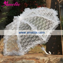 Christmas Tree Snow Lace Umbrella