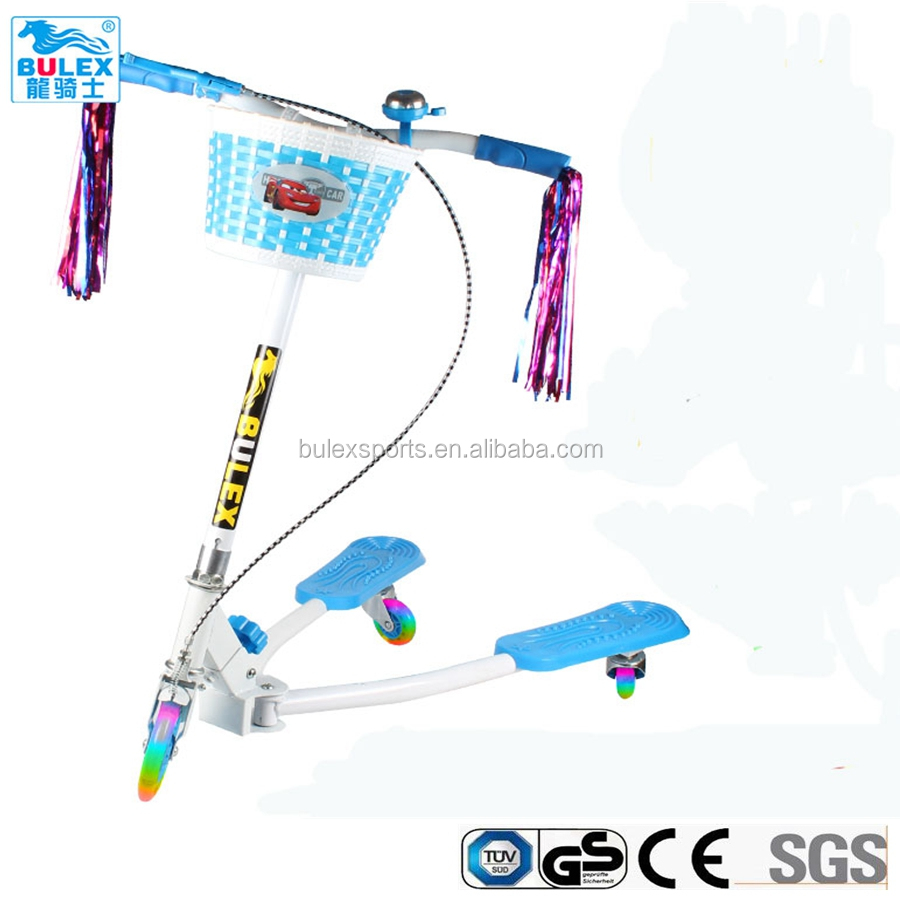 New model wing scooter toy for child