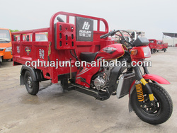 gas 3 wheel scooter/lifan motorcycle 200cc/ cargo tires