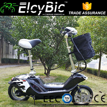 cheap 250w brushless motor 36v folding electric scooter for adult(E-SK01C)