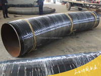 SA234 wpb butt weld carbon steel pipe bend 3d 5d 2.5d steel bend ASME B16.49