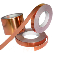 conductive insulation adhesive copper grounding foil tape factory