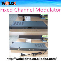 47--- 860MHz Fixed Channel Analog Modulator with PAL and NTSC