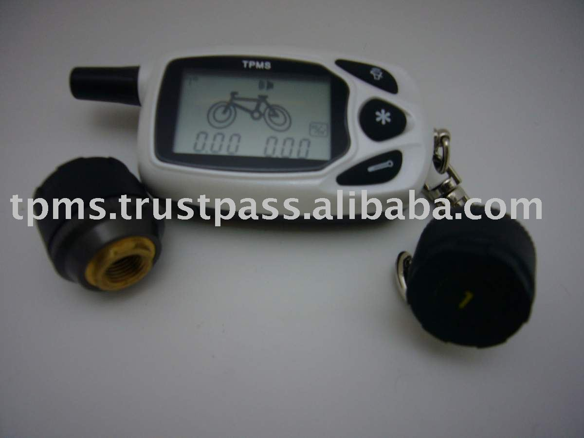 Motorbike Tire Pressure Monitoring System
