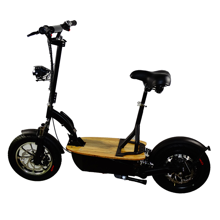 Most popular excellent quality two wheel mini electric scooter 500w