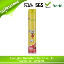 profeesional aerosol spray of pyrethrin pesticide insecticide