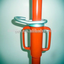 Mobile Scaffolding adjustable steel post Shoring Props