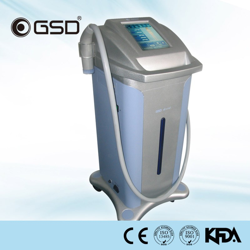 2015 GSD Monopolar RF machine/vacuum cavitation rf machine /rf equipment for skin care