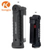 USB Rechargeable Work Light Magnetic Ultra Bright COB LED Torch Inspection Lamp