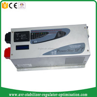 1000w 2000w 3000w 4000W 5000W 6000W 8000W 10000W 12000W pure sine wave 12V/24V/48V/ 220V inverter with charger for cheap sale