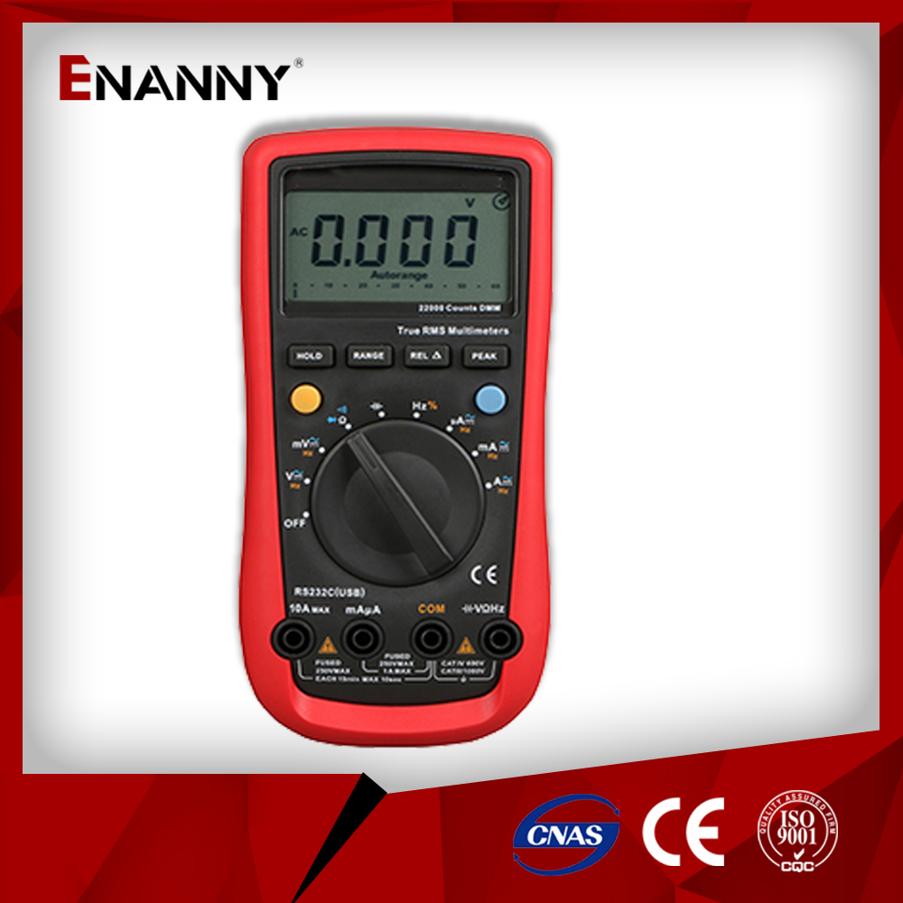 digital multimeter with frequency