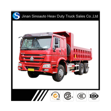 SINOTRUK HOWO 6X6 ALL WHEEL DRIVE DUMP TRUCK FOR SALES