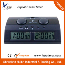 Smart chess clock for count number of moves in chess game