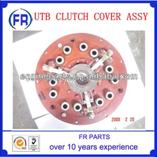 High Quality Manufacturer Tractor Parts Clutch Cover for UTB