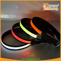 factory price led blink pet collar TZ-PET1038 glowing dog products