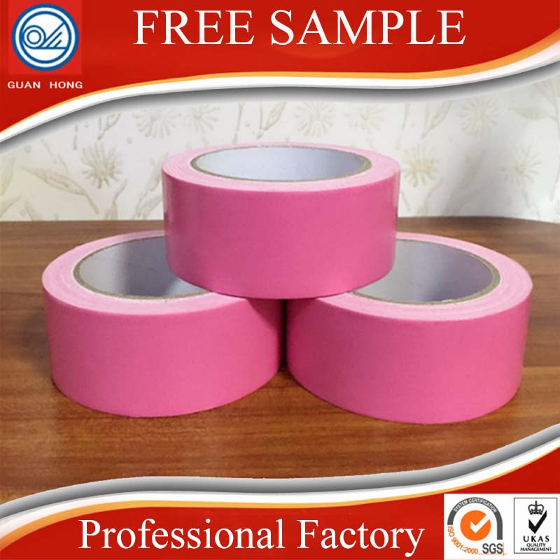 China Manufacturer High Quality PVC Duct Tape with Custom Printing Duct Tape