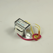 E48 low frequency electronic power transformer with lead wire 230V to 20V
