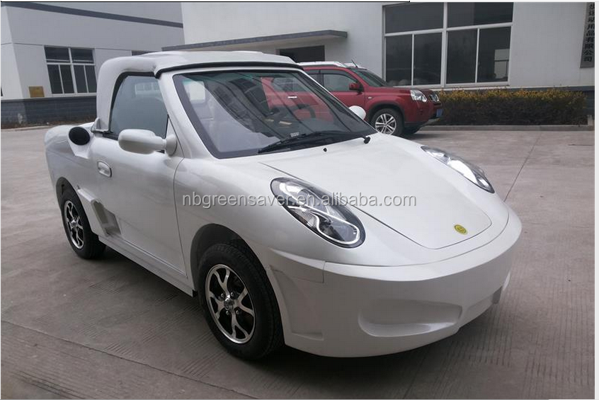 48v 4.3KW Electric sport car for adults China made