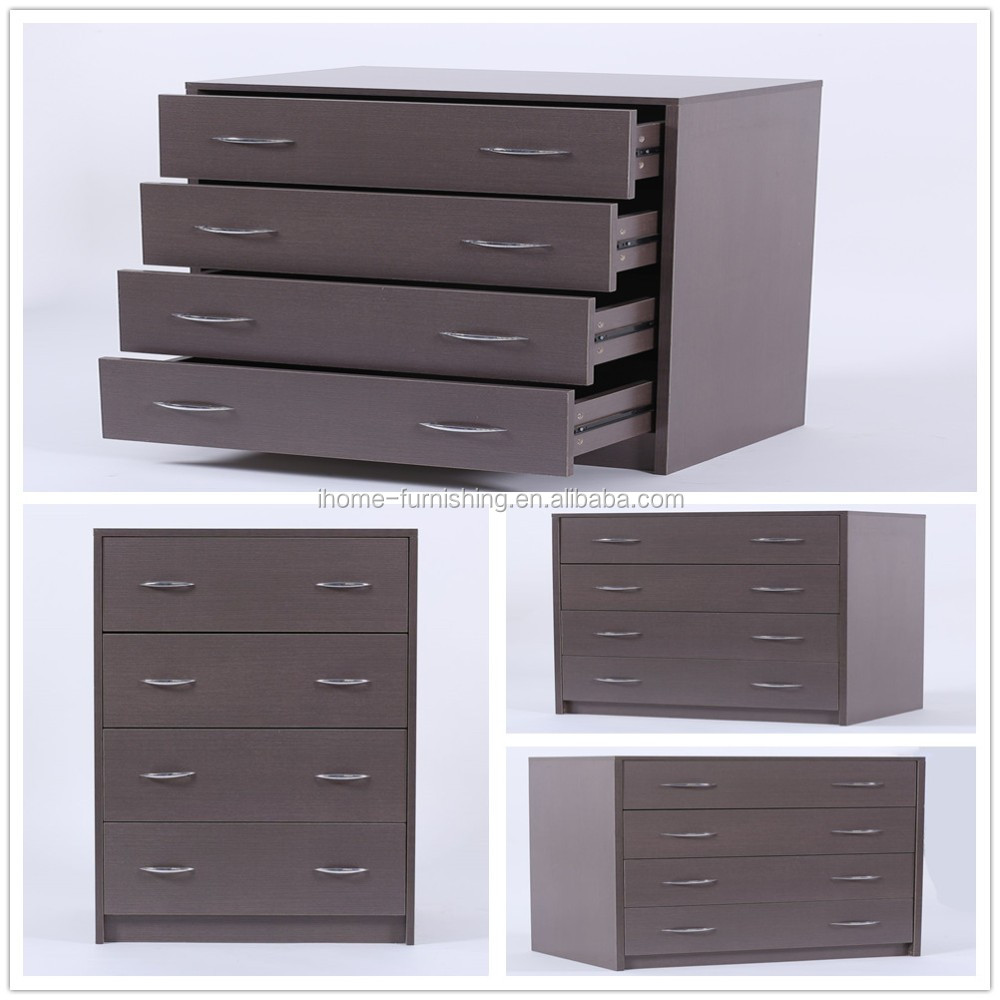mdf modern furniture design chest of 4 drawers buy chest. Black Bedroom Furniture Sets. Home Design Ideas