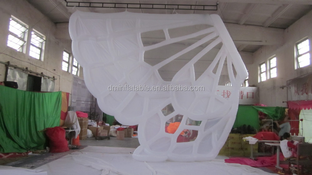 Giant inflatable wing /beautiful wings