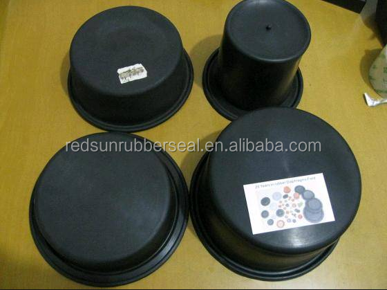 Cylinder Rolling Rubber Diaphragm