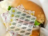 Oil-proof paper food packing reach food standard