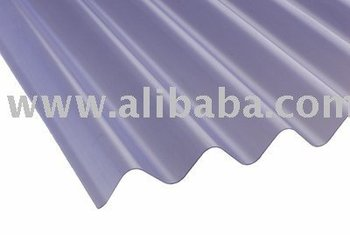 Skyroof Plastics Corrugated Roofing Sheets: