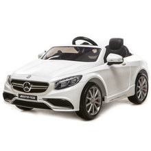 Mercedes Benz S63 Ride on Toy Power Wheels Kids Electric Car