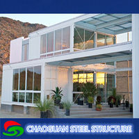usa Latest Movable steel structure building/shipping container homes for sale used