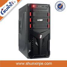 OEM wholesale aluminum atx desktop full tower gaming computer parts pc case 3102