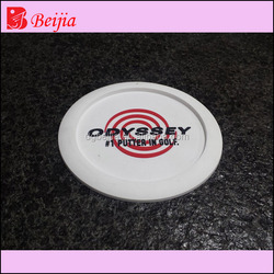Wholesale Silicon Coaster, Cooler Cup holder custom silicone rubber cup holder