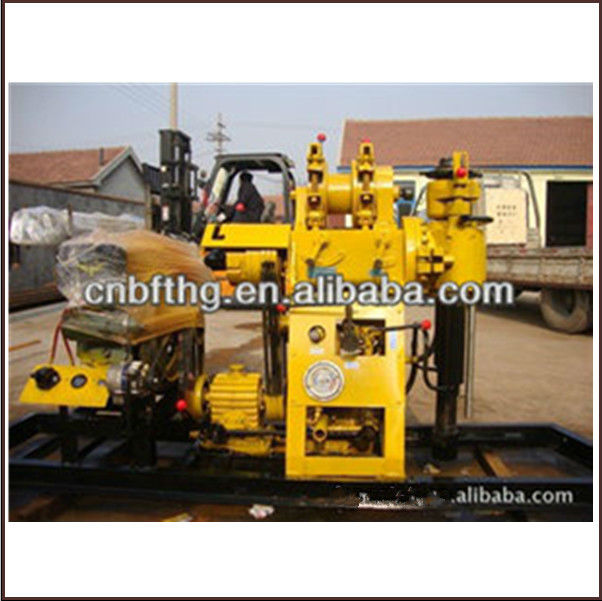 Factory sale crown block water well drilling rig MT-FY130(130m)