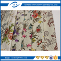 Direct From China Wholesale Printed Flower Pineapple Fiber Fabric With High Quality