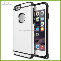 2015 New arrival for iphone 6 hybrid case