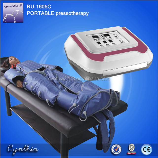 Air pressure+Infrared Operation System and Other Type guangzhou pressotherapy massage beauty machine Cynthia RU 1605C