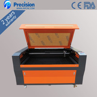 paper box template laser cutting machine 1290