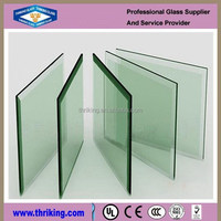 Thriking Glass China manufacture price float glass,glass float with CE/CCC/ISO certified